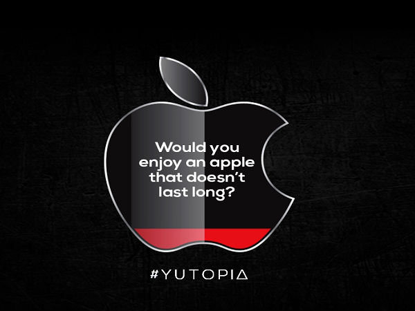 YU Yutopia takes another dig at Apple iPhone 6s