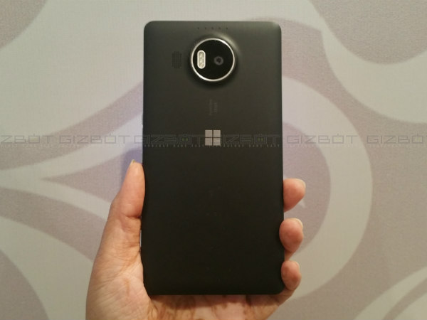 Microsoft Lumia 950 XL First Impressions