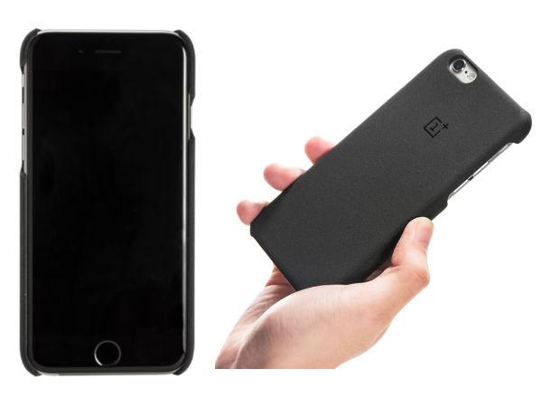 OnePlus to market the OnePlus X via Apple iPhone 6S Sandstone Cases?