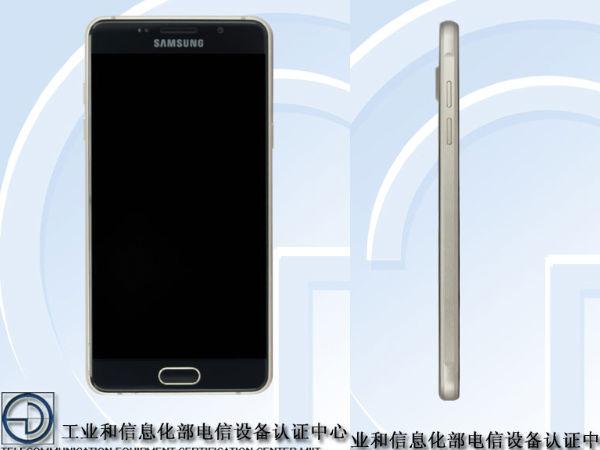 Samsung Galaxy A5 (2016) with 5.2 inch OLED display clears TENAA