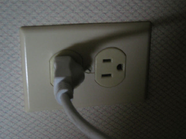 Check the plugs and wires!