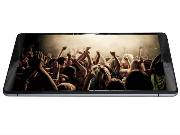 Micromax Canvas Fire 4G+ with Dual Front Firing Speakers now official
