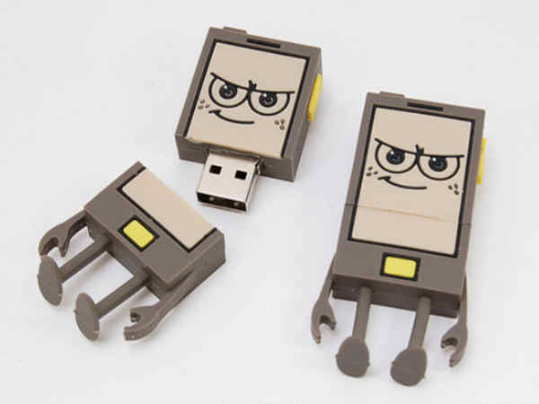 15 Funny USB Flash Drives You Can Buy Right Now!