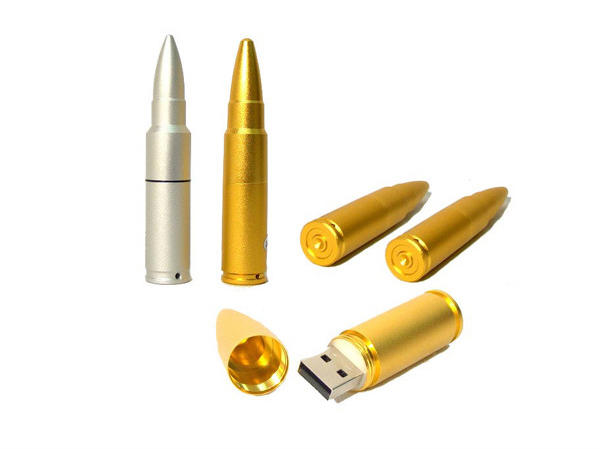 Bullet Special Flash Drive