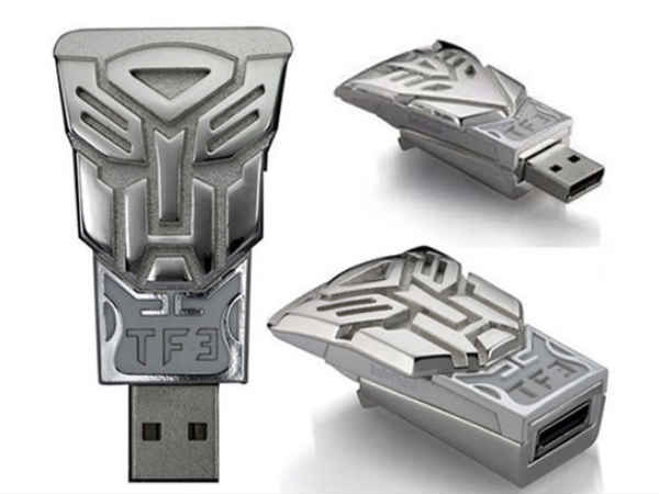 Transformers Autobots Flash Drive