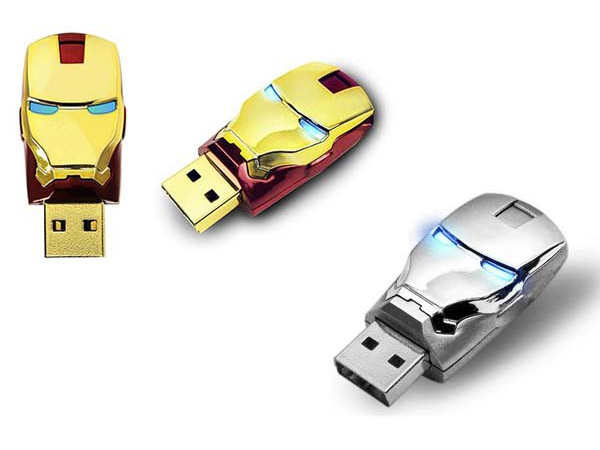 Iron Man 2 Marvel Comic Flash Drive