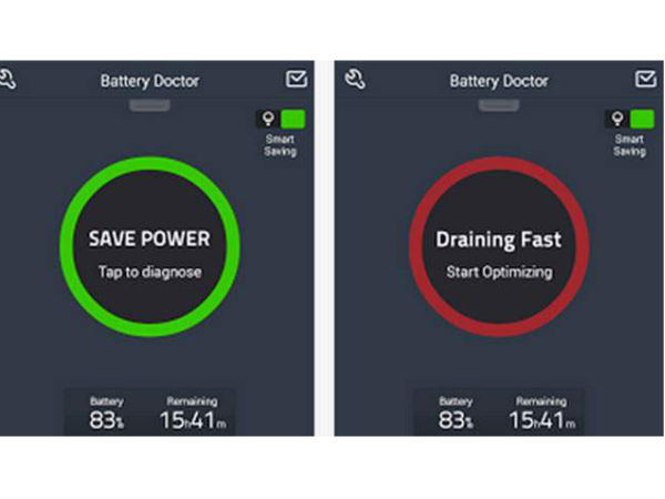 Use Battery Extender Apps