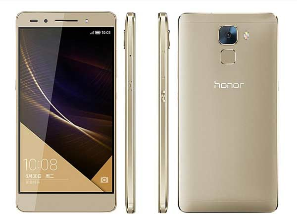 Huawei Honor 7 32GB variant running Android 6.0 launched