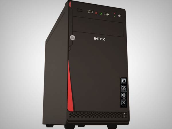 Intex launches two Mini ATX PC Cabinets at Rs 950
