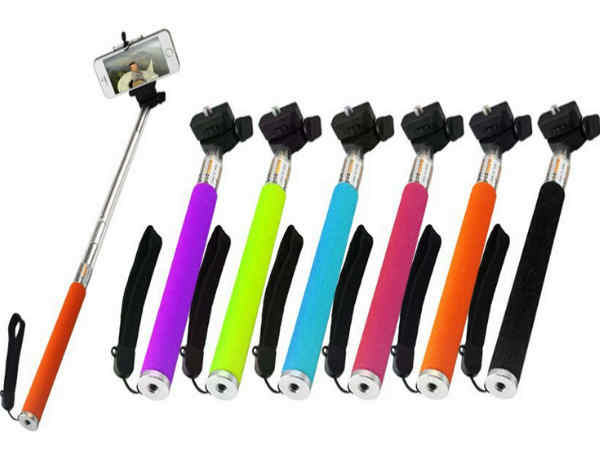 Best Selfie Sticks starts from Rs. 84