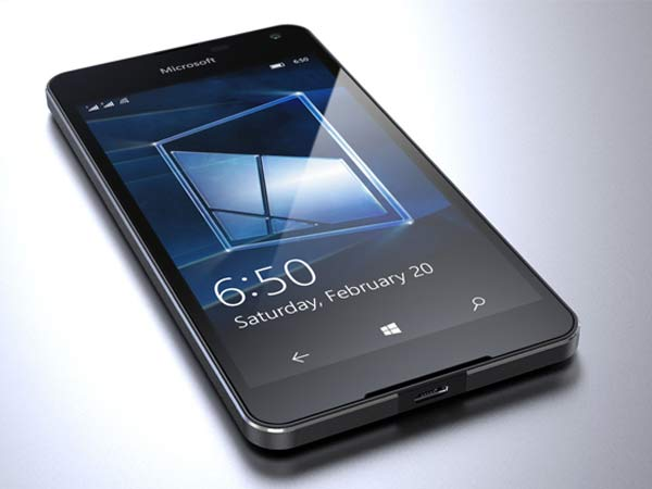 Microsoft Lumia 650: Specs, Features, Launch Date & More [Rumor]