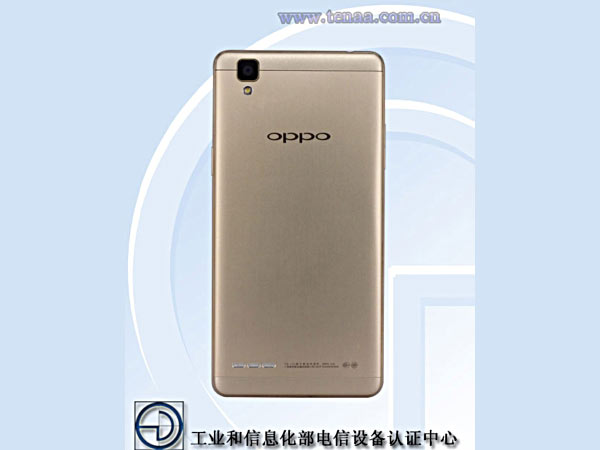 Oppo A35 with 5 inch display, Octa-core SoC, 2GB RAM clears TENAA