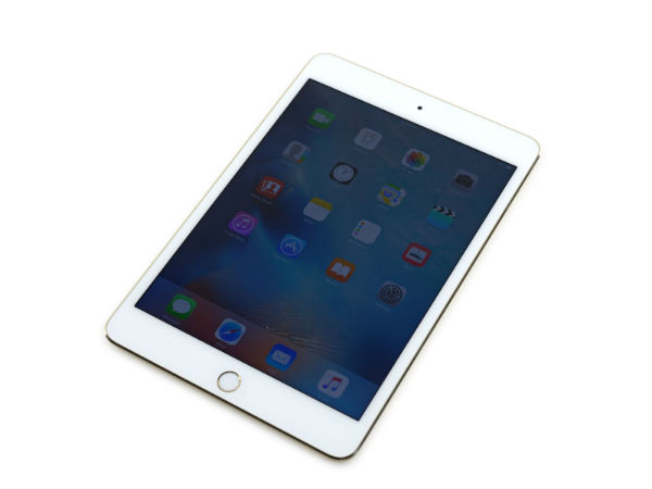Apple iPad Mini 4: