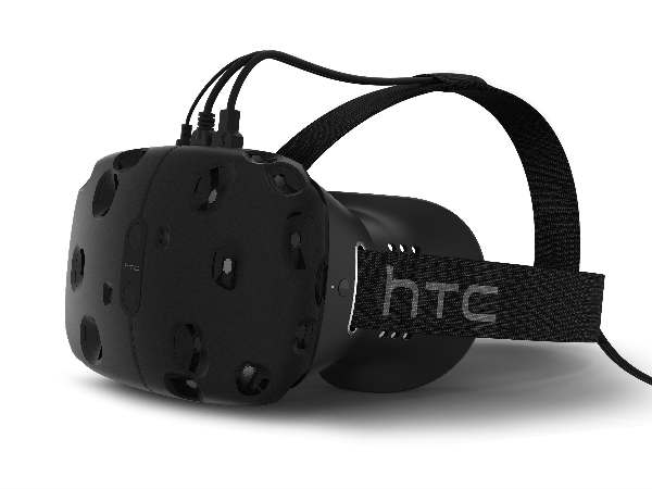 HTC show off VR headset with Valve