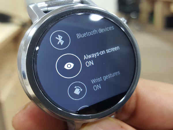10 Things You Can Do Everyday With Your Motorola Moto 360 2