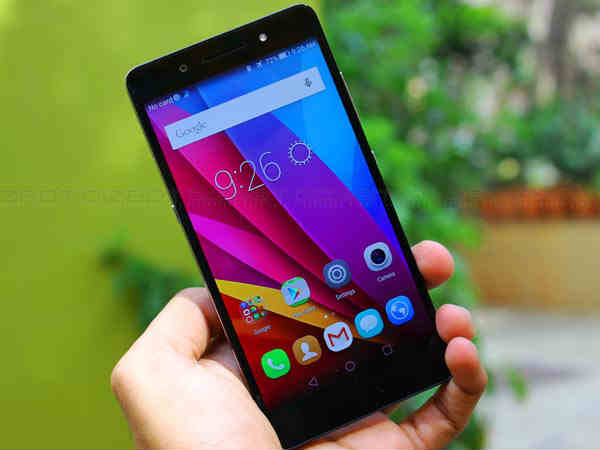 Huawei Honor 7 now receiving Android Marshmallow OTA update in India