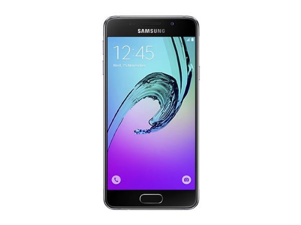 Samsung Galaxy A7, A5 and A3 2016 Smartphones Announced