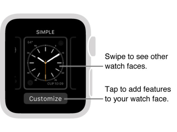 How to Choose and Customize Watch Face on Apple Watch!