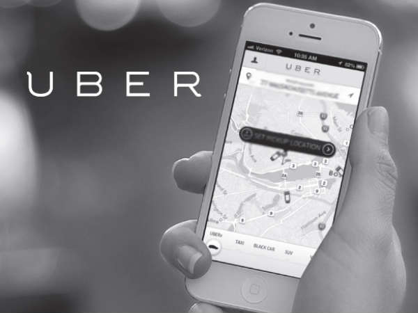 Now book Uber cabs via Facebook Messenger
