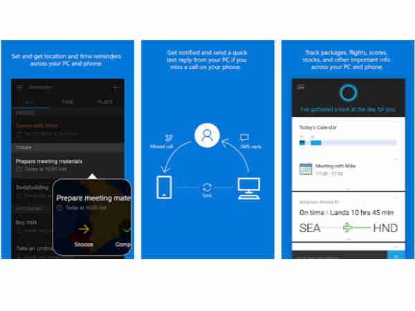 Microsoft's Cortana now available for iOS and Android in US and China