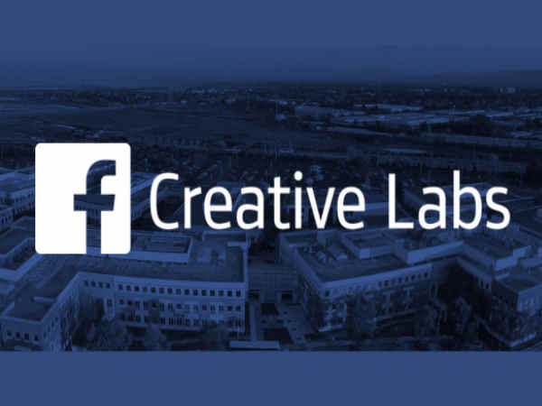 Facebook shuts down its Creative Labs division