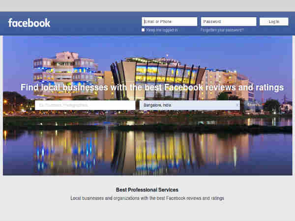 Facebook's new feature to help locate reputable businesses