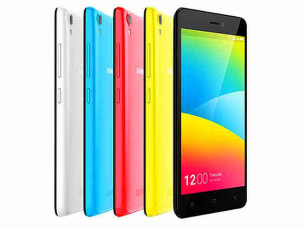 Gionee P5W with 5 inch HD display, Android Lollipop 5.1 now official