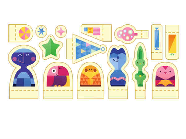 Google Wishes Happy Holidays with Tis the season! Doodle