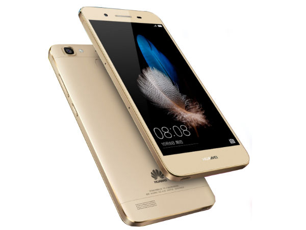 Huawei Enjoy 5S with Octa Core SoC, Fingerprint Scanner launched