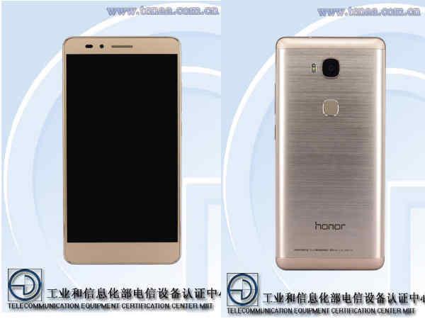 Huawei KIW-AL20 with 5.5-inch display, 3GB RAM passes TENAA