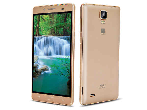 iBall Andi 5.5H Weber with 5.5 inch IPS display, Android 5.1 launched
