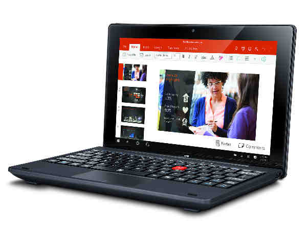 iBall Slide WQ149R 10.1 inch 2-in-1 with Full Sized HDD Slot launched