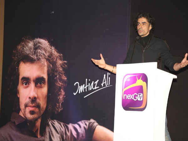 nexGTV launches 'SPOTLight' in partnership with Imtiaz Ali