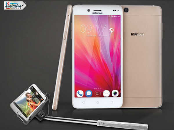 InFocus M680 available exclusively on Snapdeal for Rs 10,999