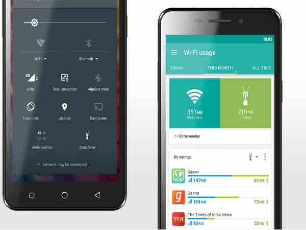 Intex Aqua Star 4G will have Opera's iData Saver to reduce data usage