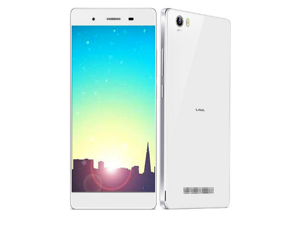 "Lava Iris X10 launched with 5"",3G RAM and 2900 mAh battery"