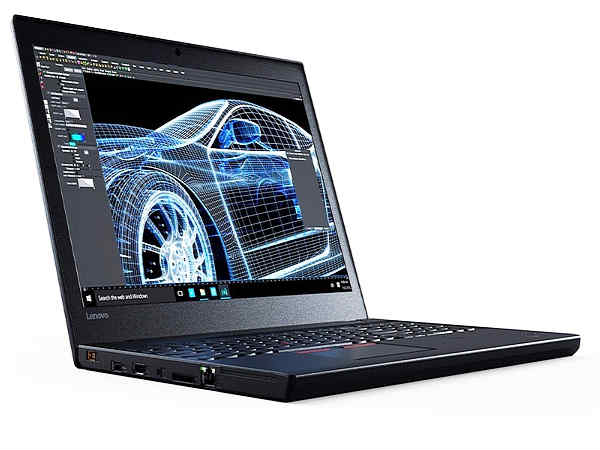 Lenovo ThinkPad P Series laptops are powered by Windows 10