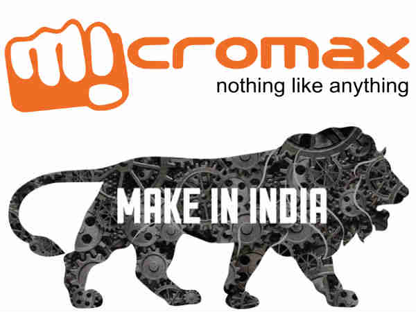 Micromax to invest Rs 300 crore for 'Make in India'