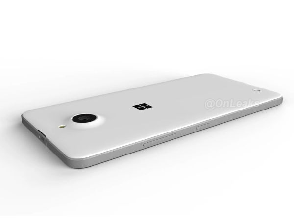 Microsoft Lumia 850 reported to be the Thinnest Windows 10 phone