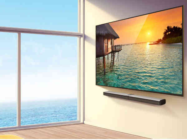 Xiaomi Mi TV 3 70 inch 4K Smart TV with 12.9 mm Metal Frame launched