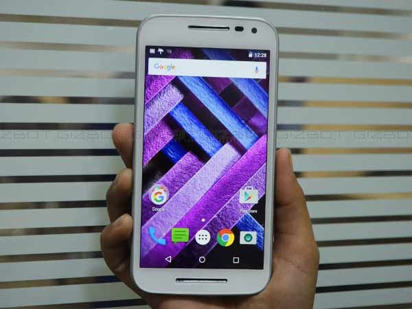 Up Close and Personal with Moto G Turbo Edition [First Look]
