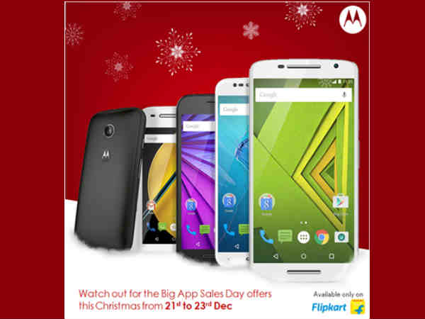 Christmas 2015: Top 10 deals on Moto smartphones