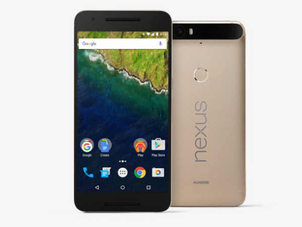 Huawei Nexus 6P Special Edition launched exclusively on Flipkart