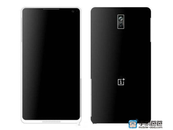 OnePlus 3 renders reveal an OnePlus X like design