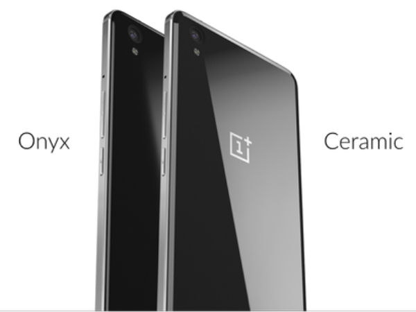 OnePlus X Ceramic Edition goes on Sale via 'Invite System' on Amazon