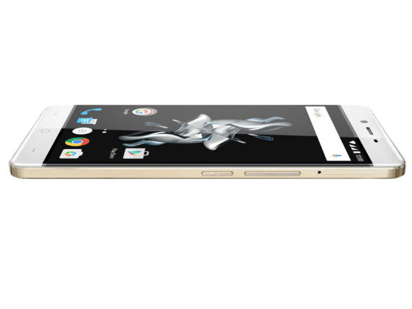 OnePlus X Champagne Gold Edition officially launched