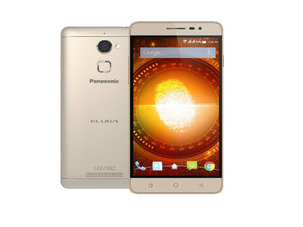 Panasonic Launched Eluga Mark, 4G Smartphone with Security features