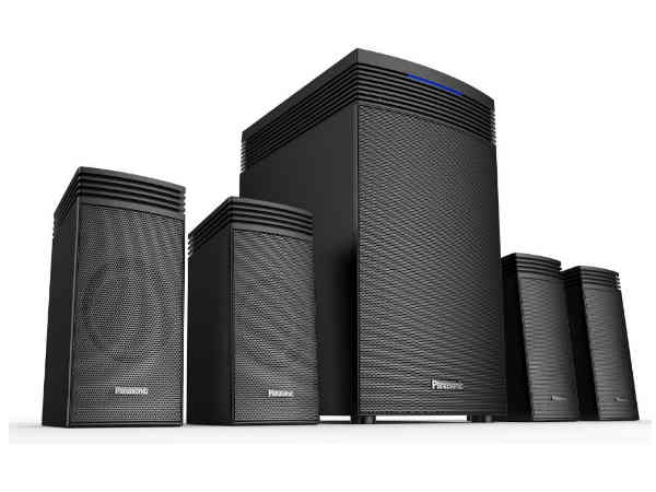 Panasonic announces two new Multi-Channel Speaker Systems