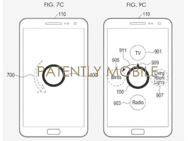 Samsung files patent for a new Wearable Smart Ring