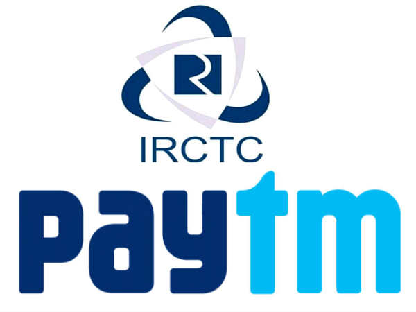 IRCTC partners Paytm for food payments